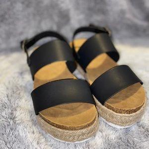 SODA Espadrille Sandal